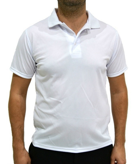 Playera Polo Dry Fit Para Sublimar