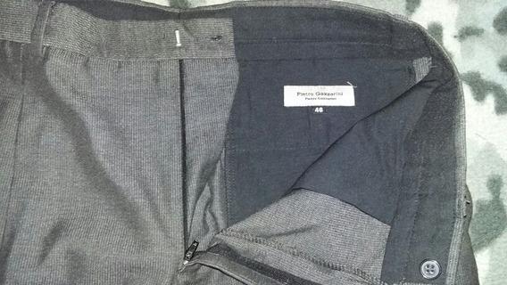 Pantalon De Vestir Prieto Gazzarini Hombre