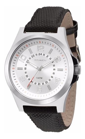 Relógio Technos Masculino Classic 2035mfa/0k Couro Oferta