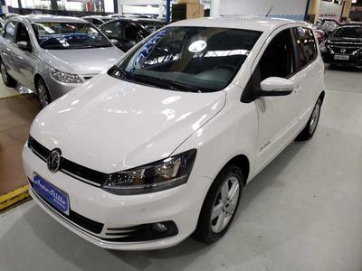 Volkswagen Fox 1.6 Comfortline Total Flex 5p Branco 2016