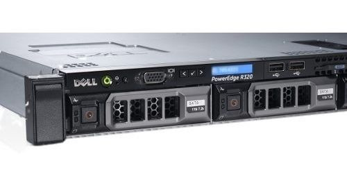 Dell Powerdge R320 1tb 32gb Ram #lt-84