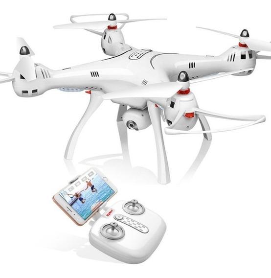Drone Syma X8pro Fpv 2.4ghz Gps Headless Modo Retorno Hd