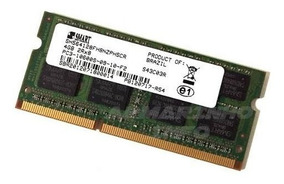 Memoria P/ Notebook Ddr3 - 4gb 2rx8 Pc3-10600s -smart