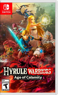 ..:: Zelda Hyrule Warriors Age Of Calamity ::.. Switch