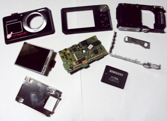 Camara Samsung Tl205