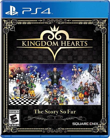 Kingdom Hearts The Story So Far Ps4 Fisico Nuevo Sellado