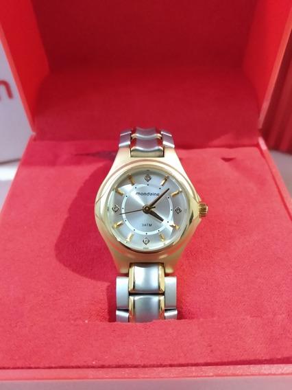 Relógio Mondaine R76187lbo2 Luxo