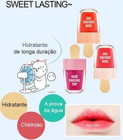 Batom Hidratante Labial Gloss Moda Coreana Gradient Lip