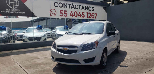 Imagen 1 de 9 de Chevrolet Aveo 2018 4p Ls L4/1.6 Man