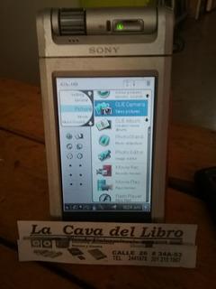 Agenda Digital Sony Palm Camara Contactos Y Mas