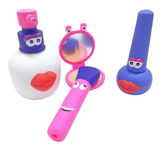 Set De Mordillos Juguetes Para Bebe Con Cajita Para Guardar