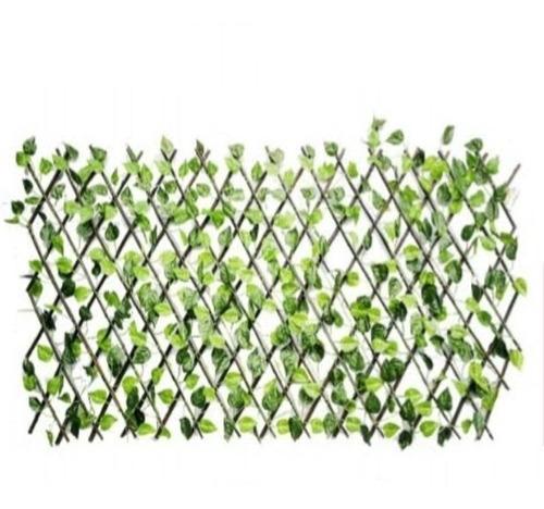 Malla Jardin Vertical Artificial Hojas 60x130 Ecológico