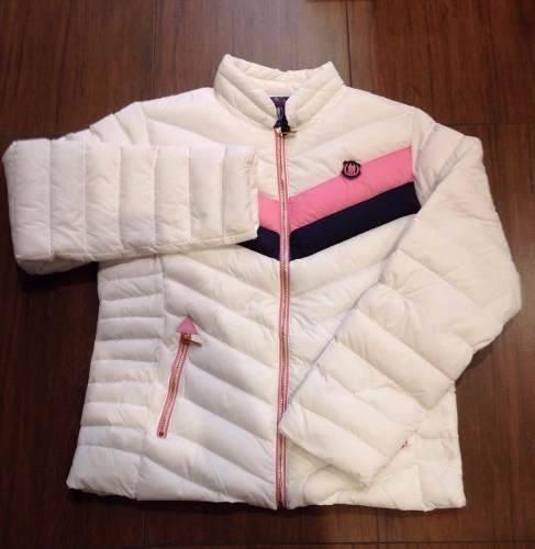 Jaqueta De Tactel Fem. Casual Acolchoada Polo Wear P028120