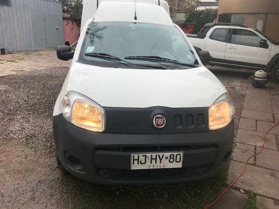 Fiat Fiorino 1.4 2015 Color Blanco