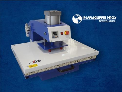 Estampadora Sublimación Profesional Neumatica 60x80 Cm