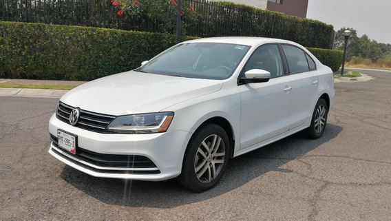Volkswagen Jetta 2017 Trendline Automatico Reestrenalo