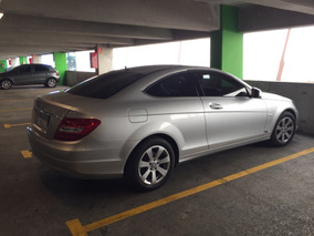 M. Benz C180 Coupe Blue Efficiency Aut. Año 2012. 29.000 Km.