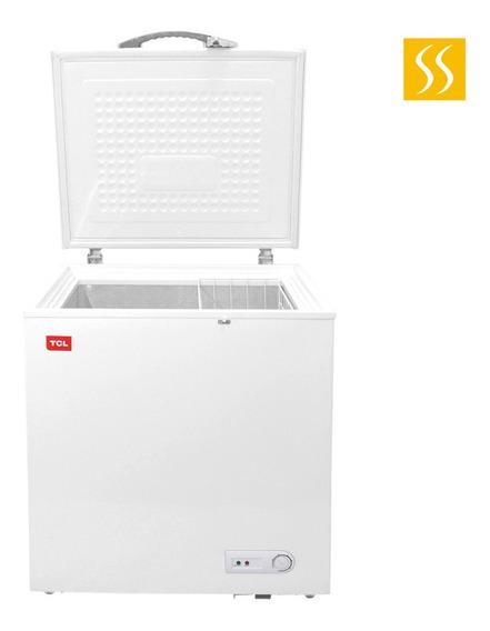 Congelador Enfriador Tcl Horizontal 200 Lt 7 Pies Garantia