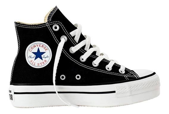 Zapatilla Converse All Star Plataforma Original 557141