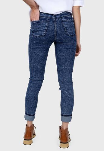 Pantalon Mujer Jeans Nuevos Chelsea Market Chupin Y Clasicos