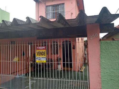 Imagem 1 de 11 de Terreno Residencial À Venda, Vila Dusi, São Bernardo Do Campo. - Te4085