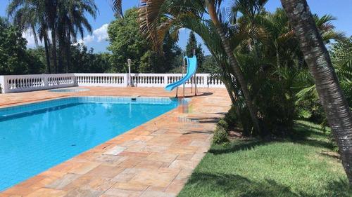 Chácara Com 2 Dormitórios À Venda, 6000 M² Por R$ 1.696.000,00 - Vale Das Laranjeiras - Indaiatuba/sp - Ch0056