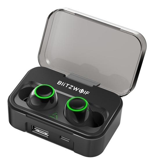 Blitzwolf Bw-fye3 Tws Sem Fio Bluetooth V5.0 Caixa De Carreg