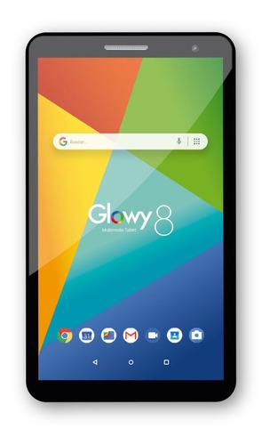 Tablet 4g Glowy 8¨ 2gb Ram 16gb Rom Android 10 - 8931
