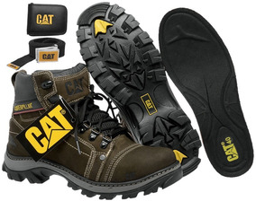 Bota Adventore Caterpillar Cat Lançamento 2019original+kit