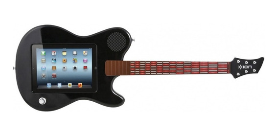 Guitarra All Star Para iPad, iPhone Ou iPod Touch Ion Igt06