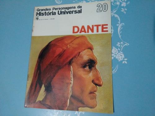 Grandes Personagens Da História Universal - Dante
