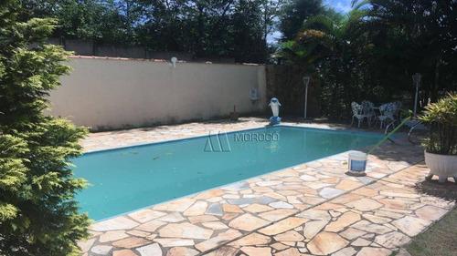 Chácara Com 3 Dormitórios À Venda, 1321 M² Por R$ 850.000,00 - Vila Darcy Penteado (mailasqui) - São Roque/sp - Ch0005