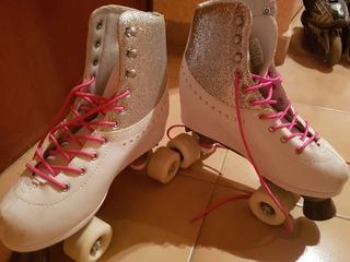 Patines Roller Skate Ambar #5.5