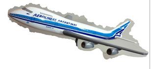 Maqueta Avión Boeing 747 Jumbo Aerolineas Argentinas