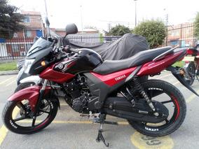 Yamaha Szrr Roja 2017