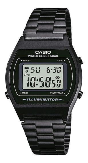 Reloj Casio Original Negro B640wb Importado Directo