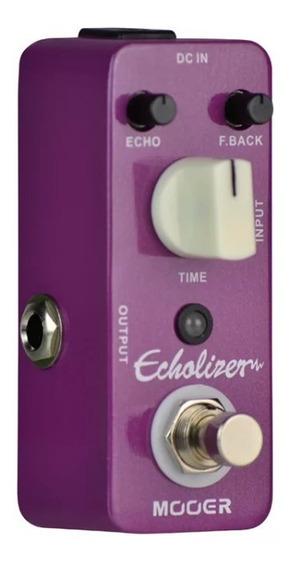 Pedal Mooer Echolizer Delay C/nfe