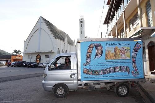 Motorhome Numa Caminhonete Effa Com Baú 2011