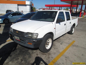 Chevrolet Luv Doble Cab. 4p P-up - Sincronico