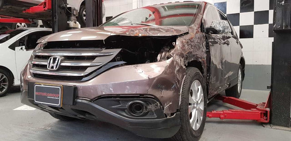 Honda Cr V Ex C At 2014