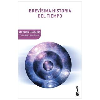 Brevísima Historia Del Tiempo - Stephen Hawking - Ed Crítica