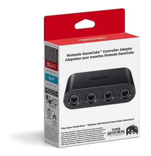 Adaptador De Gamecube Para Switch/wiiu/pc