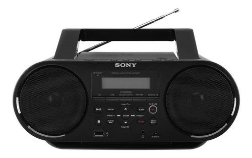 Imagen 1 de 2 de Radiograbadora Sony Zs-rs60 Bluetooht Nfc Sonido Mega Bass