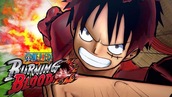 One Piece Burning Blood Pc Steam Key