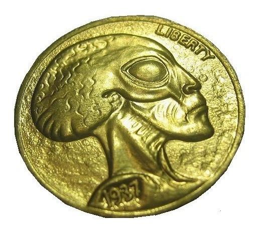 Moeda De Ouro 1937 24k Hobo