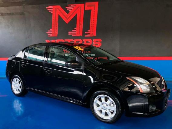 Nissan Sentra Sport Road At 2012 Negro $ 123,000