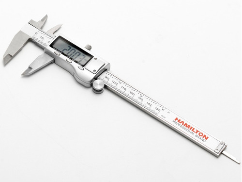 Calibre Hamilton C40 Electronico 150mm
