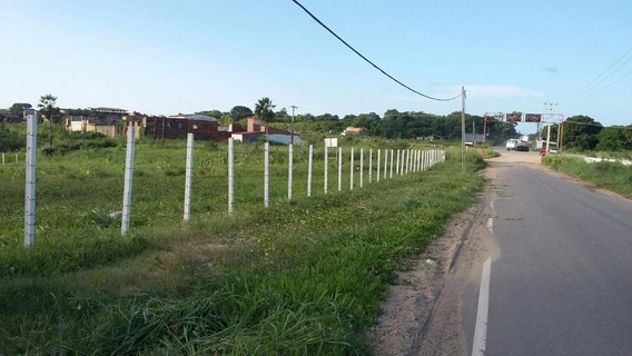 Terreno Comercial À Venda, Toco, Caucaia. - Te0017