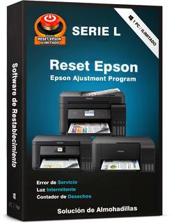 Reset Epson L850 L810 L805 L800 L1110 L375 L475 L220 L120