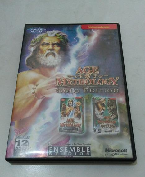 Age Of Mythology Gold Edition Totalmente Em Português Pc
